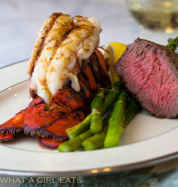 New England Broiled Lobster Tail