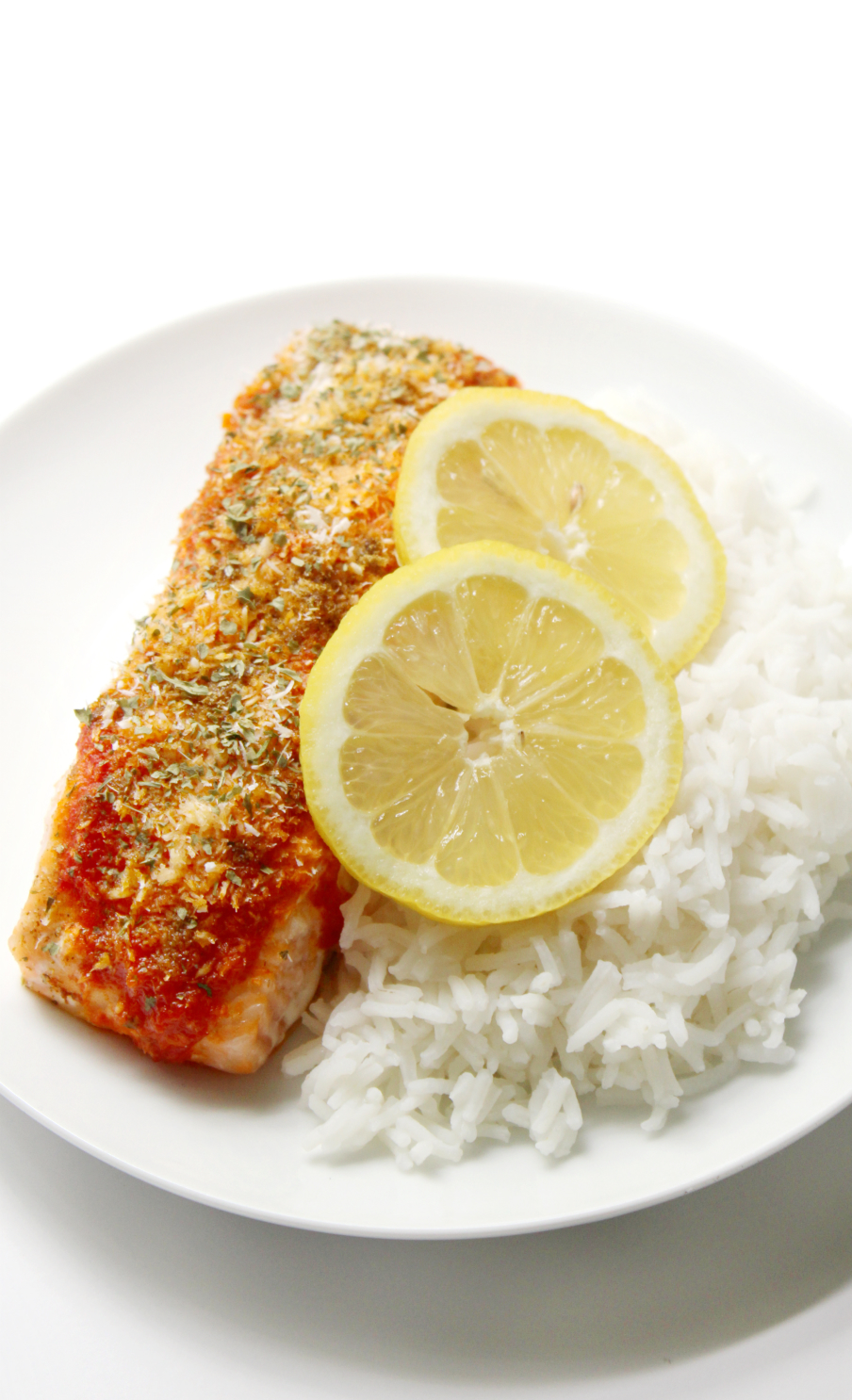 harissa salmon recipe