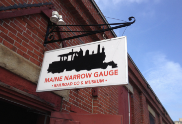 Maine Narrow Gauge Railroad Co. & Museum – Portland, ME