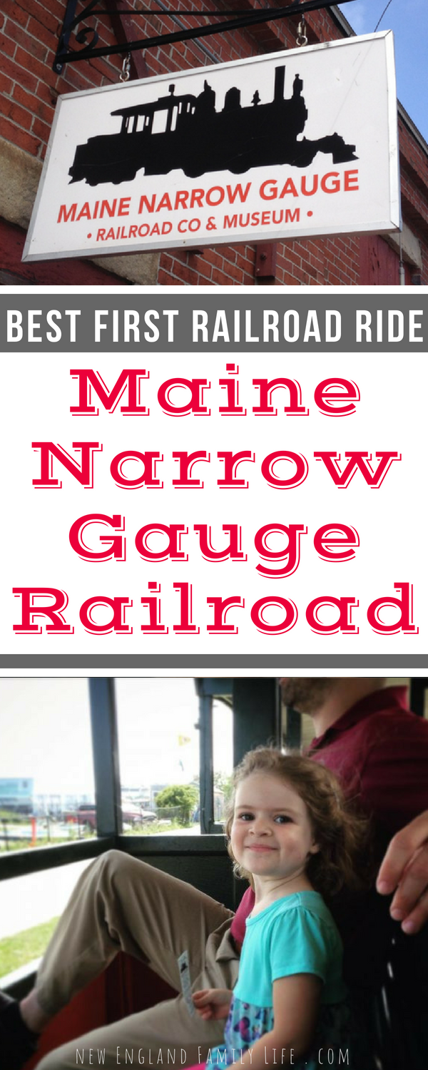Maine Narrow Gauge Railroad