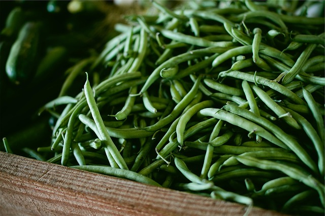 green beans are one of my favorite low carb keto snacks