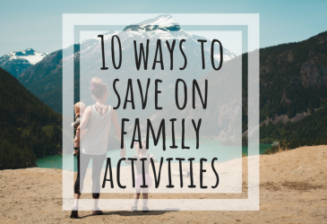 10 Ways to Save on Family Activities